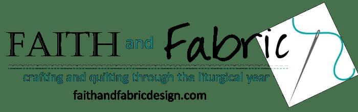 Faith and Fabric blog