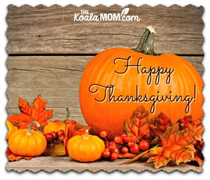 Have a Blessed Thanksgiving This Year!
