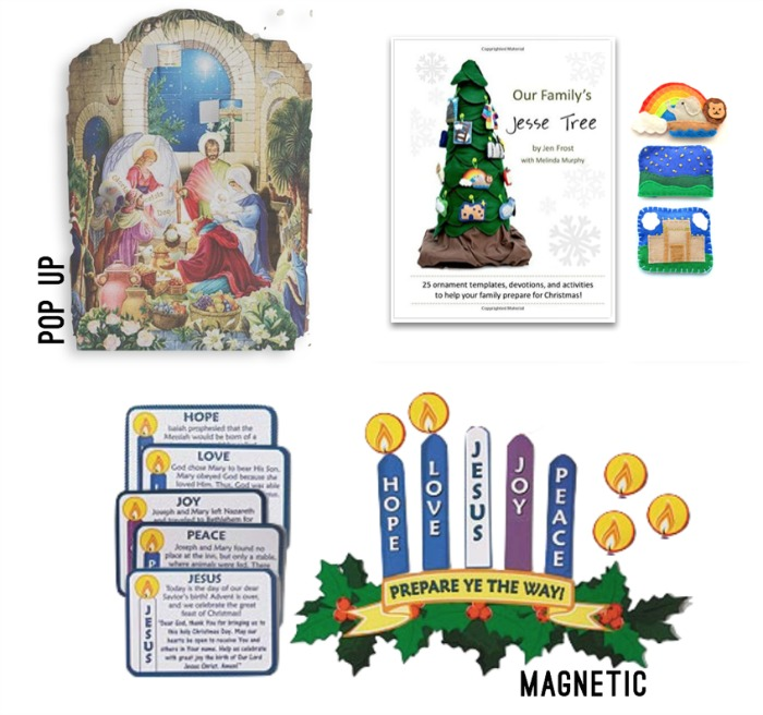 Advent Kids Pack 2 - Catholic Box