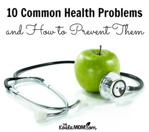 10 Common Health Problems and How to Prevent Them
