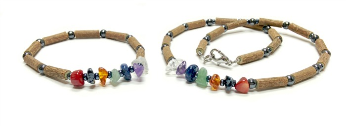 Pure Hazelwood necklaces
