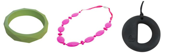 Teething Necklaces and Accessories