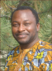 Uwem Akpan, author of Say You're One of Them