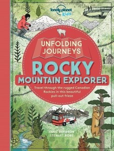 Unfolding Journeys: Rocky Mountain Explorer