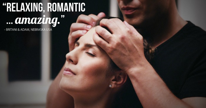 Melt Couples Massage Courses are a great Valentine's Day idea!!!