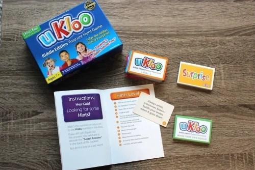 ukloo treasure set