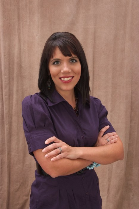 Melissa Ohden, abortion survivor, social worker, speaker, author, wife and mom