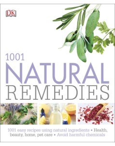 1001 Natural Remedies to help you avoid harmful chemicals