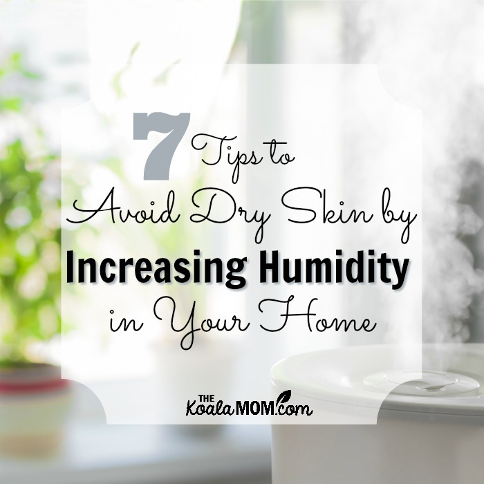7 Tips to Avoid Dry Skin by Increasing the Humidity in Your Home