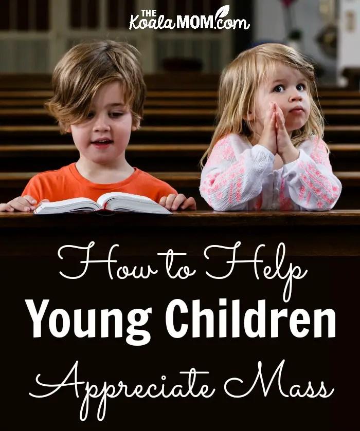 How to Help Young Children Appreciate Mass
