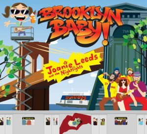 Brooklyn Baby CD by Joanie Leeds & The Nightlights