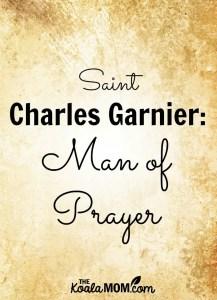 Saint Charles Garnier
