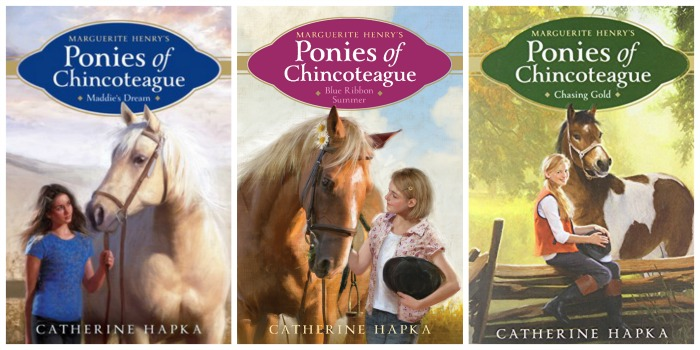 Ponies of Chincoteague collection by Catherine Hapka