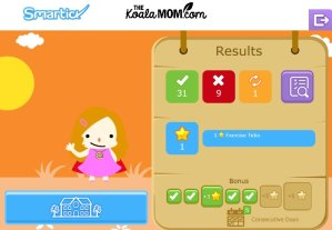 Smartick helps children have fun while improving math skills!