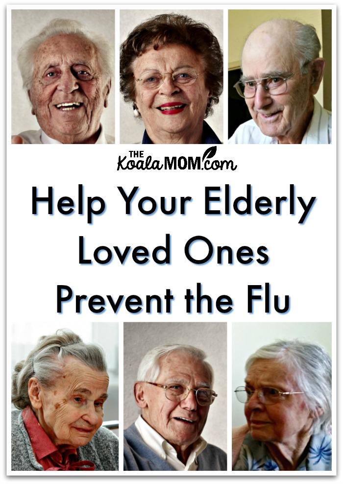 Help Your Elderly Loved Ones Prevent the Flu