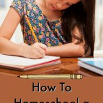 How to Homeschool a Child who Hates to Write