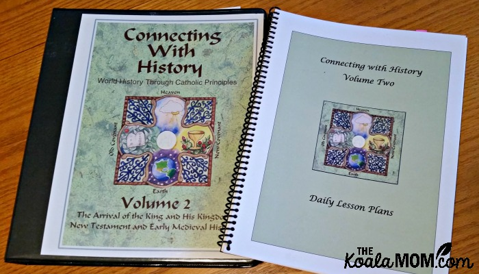 Connecting with History Volume 2 syllabus and daily lesson plans