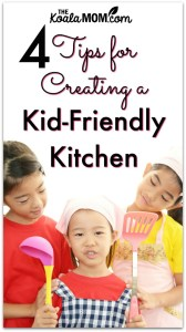 Tips for Creating a Kid-Friendly Kitchen