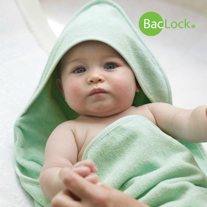 Norwex Baby Hooded Towel Set