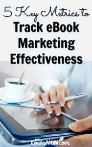 5 Key Metrics to Track eBook Marketing Effectiveness