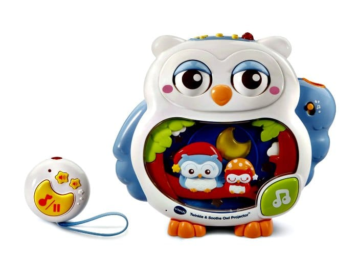 VTech Twinkle and Soothe Owl Projector