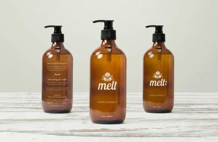 MELT Massage Oil