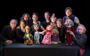 Sleeping Beauty Dreams: a Family-Friendly Puppet Show in Vancouver