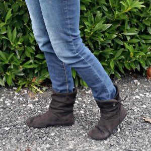 Bearpaw Boots are comfy, warm and stylish!