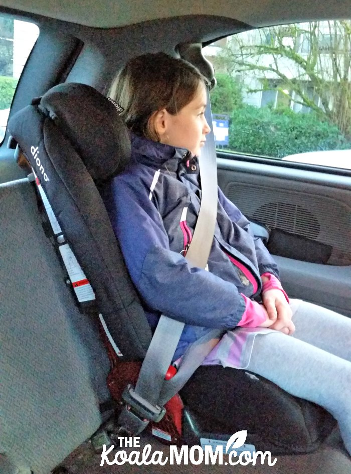 The Diono Radian Rxt Car Seat Fits Your Child From Birth