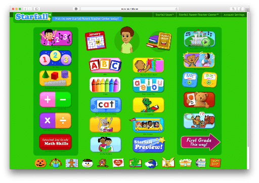 Starfall Math Games For Kids