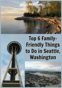 Top 6 Family-Friendly Things to Do in Seattle, Washington