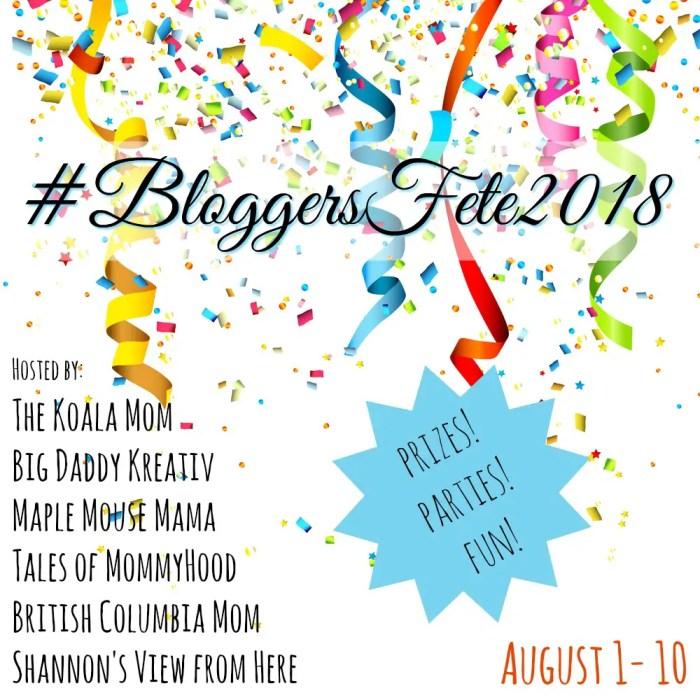 BloggersFete 2018