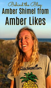 Behind the Blog with Amber Shimel from Amber Likes