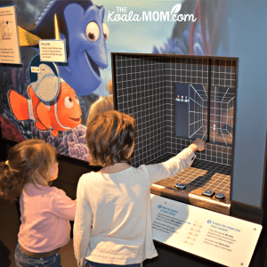See the Science Behind Pixar at Telus World of Science!