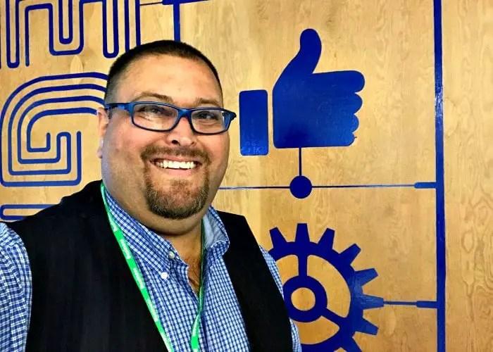 Blogger Craig Silva from Big Daddy Kreativ