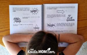 Homeschool Science made easy with WriteBonnieRose {review}