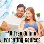 10 Free Online Parenting Courses for Expectant Mothers & Fathers