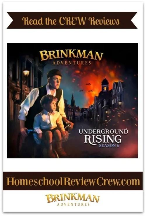 Brinkman Adventures Season 6 Reviews