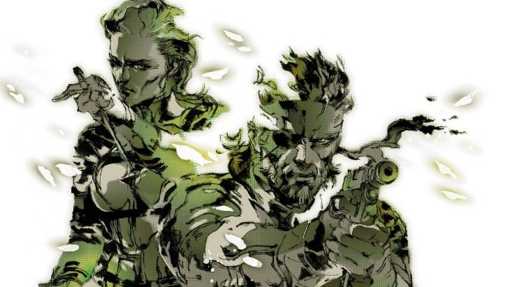 Metal Gear Solid 3 -shinkawa