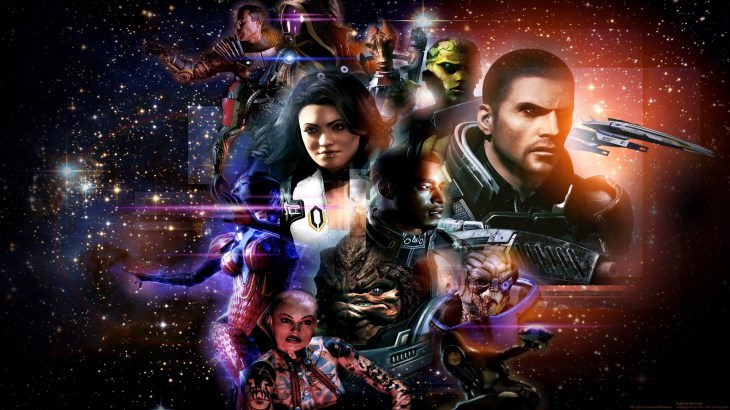 Mass Effect 3 Wallpaper 2
