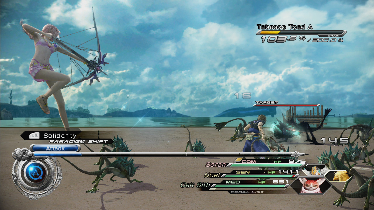 Final Fantasy XIII-2 Review: A Paradox In Time
