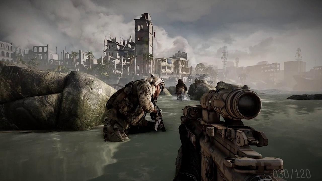 Medal of Honor Warfighter is a let down