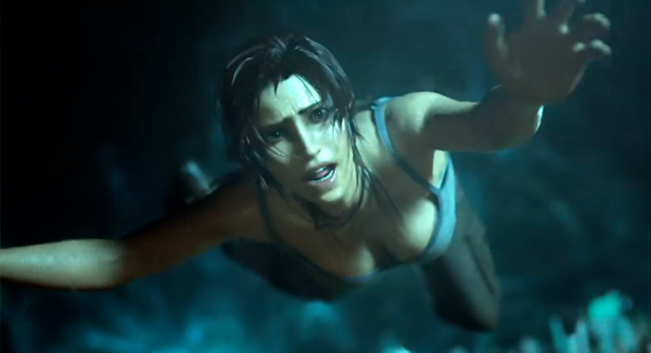 Tomb Raider Playstation 4