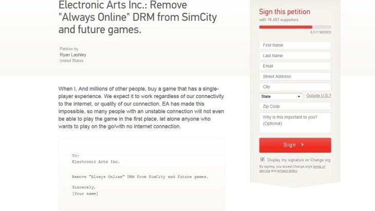 EA_Petition