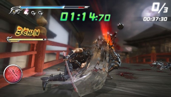 NinjaGaidenSigma2Plus_Gameplay2