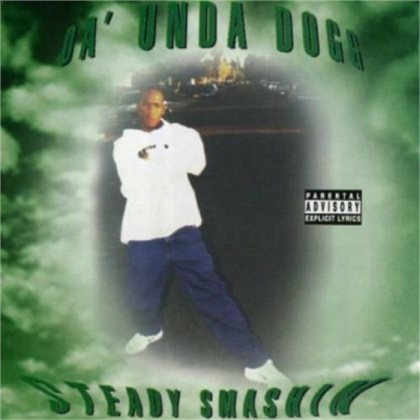 worst hip-hop album covers da unda dogg steady smashin