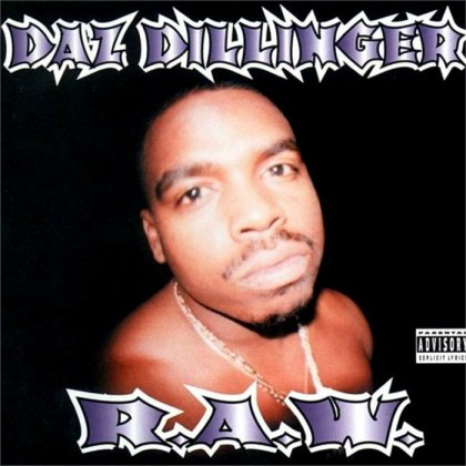worst hip-hop album covers daz r.a.w
