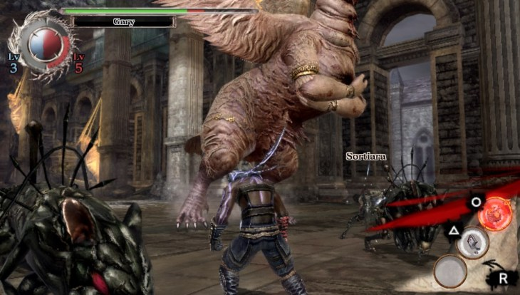 Soul Sacrifice Action 2
