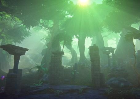 Forest Scene 2 EQN