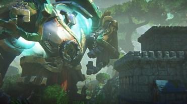 Giant Enemy EQN